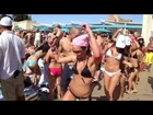 15 Sexy, Half Naked, Wet Girls at Rehab Ft. Wyclef Jean, TAO Beach, Wet Republic Ft. LL Cool J