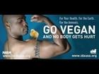 Funny Cute Animals Vegan Video LOL Comics Clips Comedians Vegetarian Silly Hilarious peta2