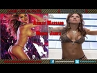 ST 38 (2) Hottest WWE Divas and TNA Knockouts Tournament Matches 145-152, Round 3