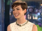 Anne Hathaway: 'I like to scare myself with my work'