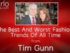 Tim Gunn On The Best And Worst Fashion Trends Of All Time
