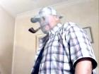 Smoking, My Big-Ben, Invention, Pipe Tobaccos, with Scotland Hat; Scotland Shirt