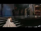 Oscars 2013: Jennifer Lawrence TRIPS FALLS WHILE GETTING BEST ACTRESS FOR SILVER LININGS PLAYBOOK