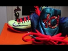 KD V Area 72 All-Star game sneakers review and unboxing with on feet at end!