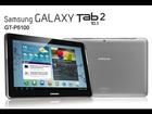 Samsung Galaxy Tab 2 Espresso 10.1 (GT-P5100), 1.0 GHz Dual Core, 1280...