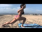 HOT! Bikini Body Workout!!! w Sexy Fitness Model