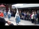 【浅草寺】東京時代まつり-白鷺の舞2012/11/03