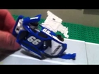 NASCAR BASHERS: 99 Carl Edwards review funny SPINMASTER
