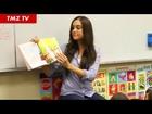 Porn Star Sasha Grey Reads to School Children