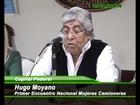 Hugo Moyano encuentro de mujeres camioneras de todo el pais