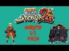 Naruto Ultime Ninja Strom 2 Naruto vs. Pain