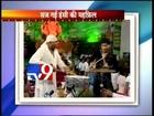 Sivamani-Raju Srivastav Drum Jugalbandi in Green Ganesha Pandal,Parel-TV9
