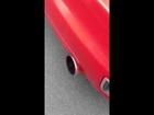 Ford Focus ST Milltek Exhaust Revving & Redlining
