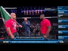 Rampage Reacts to Ortiz Injury with Surprise Replacement Request