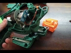 Inside the Automatic Tommy 20 Nerf Gun - Hacked Gadgets