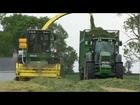 John Deere 7500 Forage Harvester