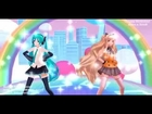 MMD Miku Hatsune + SeeU ★Happy Synthesizer★ HAPPY BIRTHDAY!