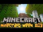 Minecraft Week #13 - 15-21.10.2012