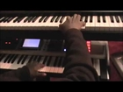 Piano & Bass Accompaniment style For Nigerian Gospel Song #1