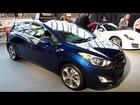 2013 Hyundai Elantra GT - Exterior Walkaround - 2013 Montreal Auto Show