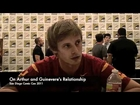 Bradley James Talks MERLIN