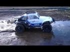 Duratrax VW Baja Bug, Ipswich, Australia, mud run