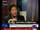 IMRAN KHAN (PTI) EXPOSED BY SALEEM SAFI.IMRAM KE BOLTI BAND,READ THE FACE OF IMRAN