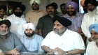 Manpreet Badal And Bhaghwant Mann Two Members Left In PPP- Sharomni Akali Dal Jinda Baad - Babu s Group