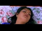Mallu Aunty Sajini Hot Masala Intimate Navel Pressing Seducing Bed Room Scene