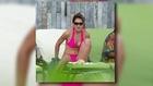 Katie Holmes Shows Off Her Bikini Body in Miami