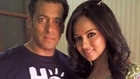 Sana Khan Out From Salman Khan's Mental ?