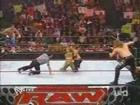 Raw 09.29.08 Jamie Noble Mickie James vs Paul Katie Lea