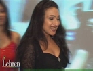 Bollywood item-girl Meghna Naidu on TV