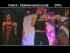 PinkTV - CONCERT : TONYA -FEMININ MASCULINE