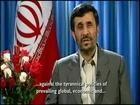 Les voeux de Noël de Mahmoud Ahmadinejad