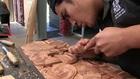 Maori Wood Carving, Te Puia, Rotorua