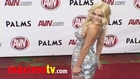 JESSE JANE at 2011 AVN AWARDS Red Carpet Arrivals