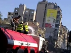 Oblige Syrians people military police bandits demonstration for Assad Bashar 2