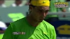 [HD] Videopuntazos Nadal vs Djokovic Final MIAMI 2011 (hot shots)