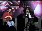Sonu Nigam At The Press Conference Of 'X Factor India'