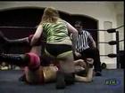 Davina Rose vs Lucky O'Shea 3/11/11
