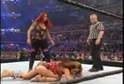 Survivor Series 2006 - Mickie James vs Lita