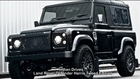 Land Rover Defender Harris Tweed Edition by Kahn