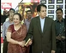 Dilip Kumar & Saira Banoo At The Special Screening Of Talaash