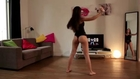 Sexy Girls Diary - Fanfan : French hot chick is dancing