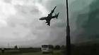 Video zeigt Flugzeugabsturz in Afghanistan